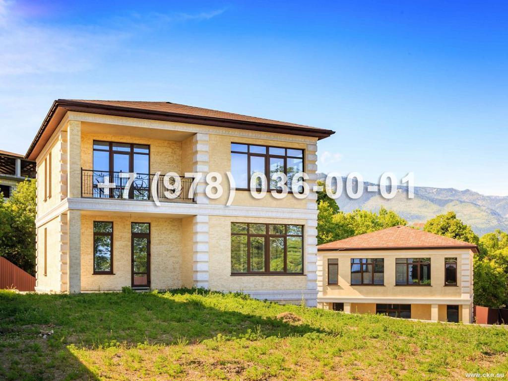 №1661 дом 260 м<sup>2</sup><br /> участок 6 сот.<br>Ливадия