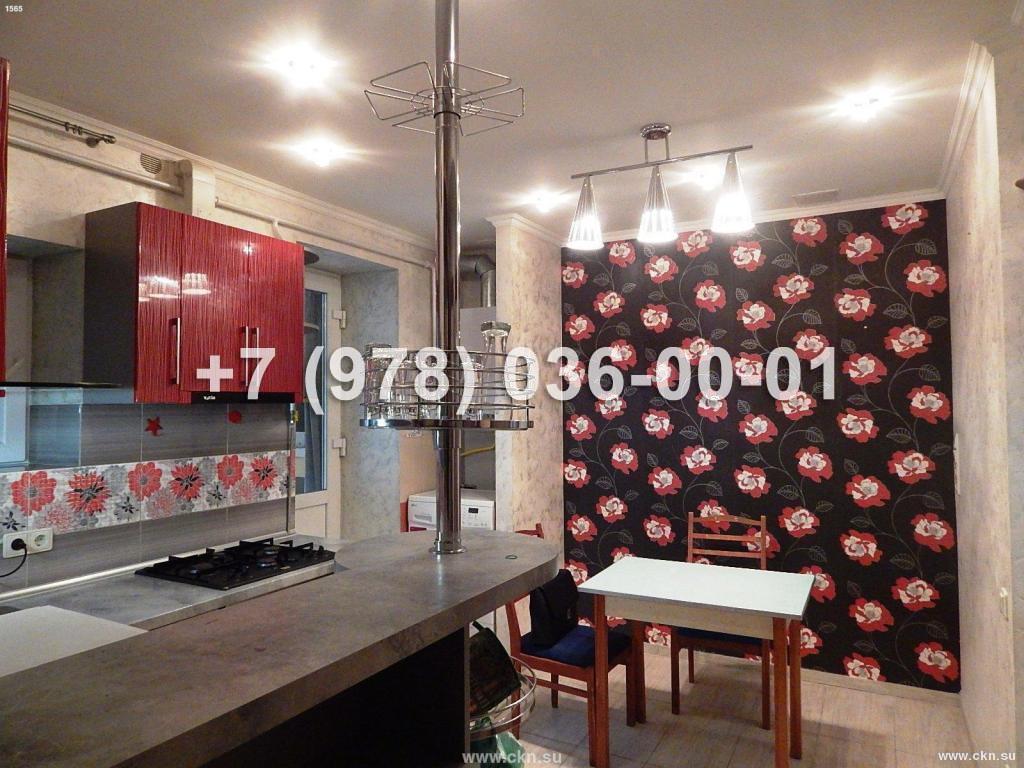 №1565 2ккв, ул. Боткинская, 55м<sup>2</sup>