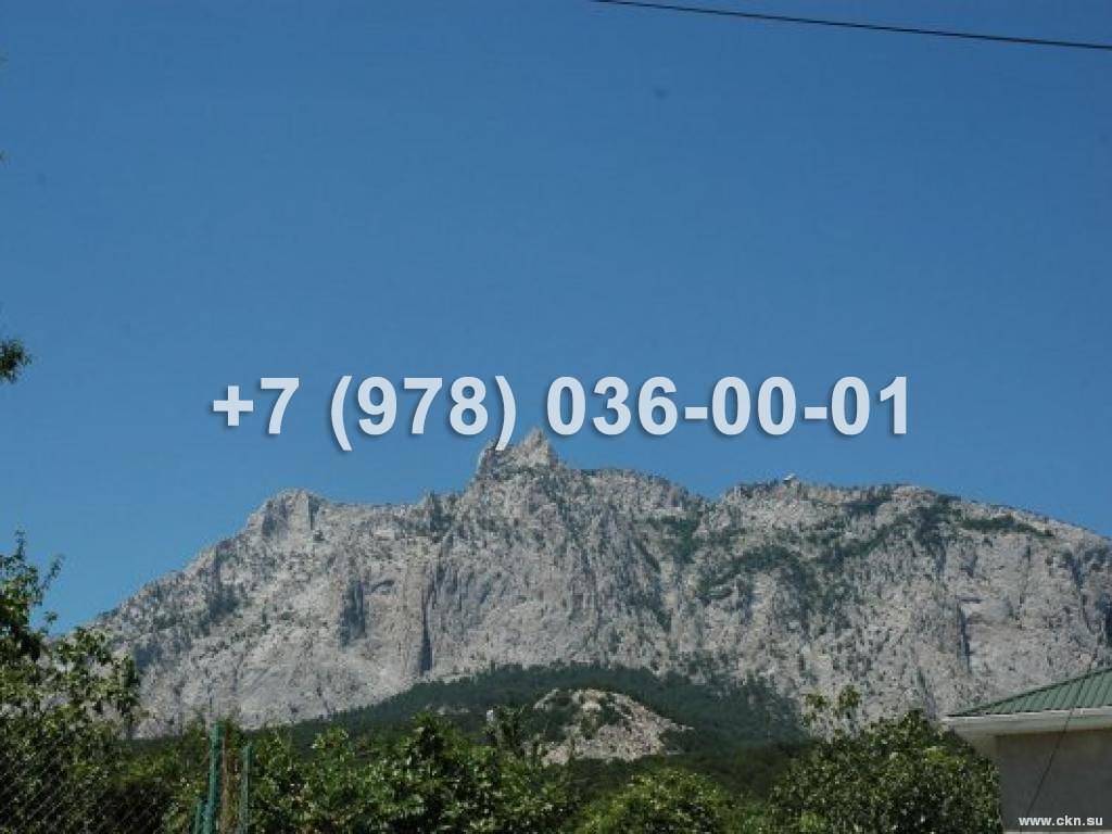 №1266 4 сотки<br /> Кореиз