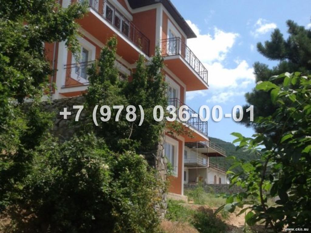№1468 дом 250 м<sup>2</sup><br /> участок 5 сот.<br>Массандра