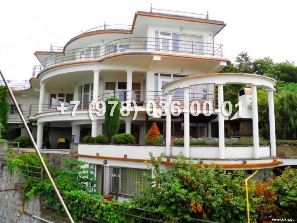 №1475 дом 600 м<sup>2</sup><br /> участок 5 сот.<br>Ялта