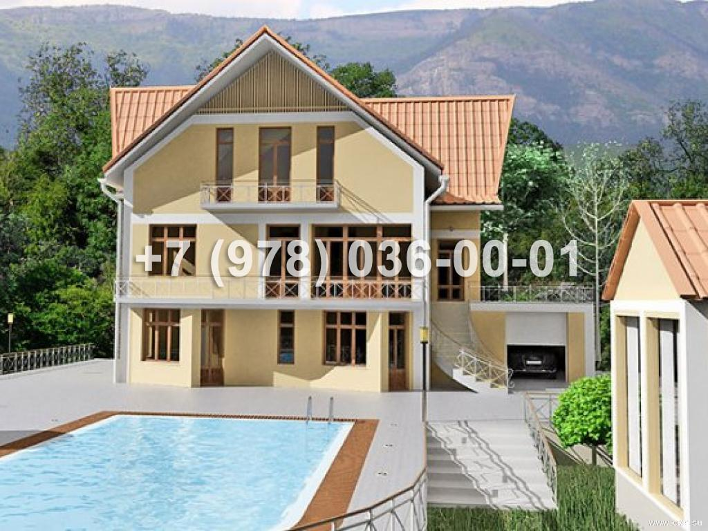 №1495 дом 350 м<sup>2</sup><br /> участок 10 сот.