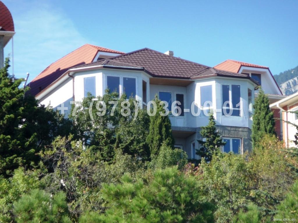 №1604 дом 350 м<sup>2</sup>, ул. Лазурная