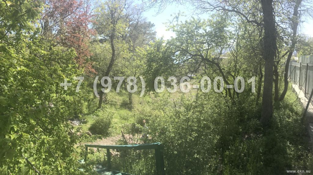 земельный участок в Ялте