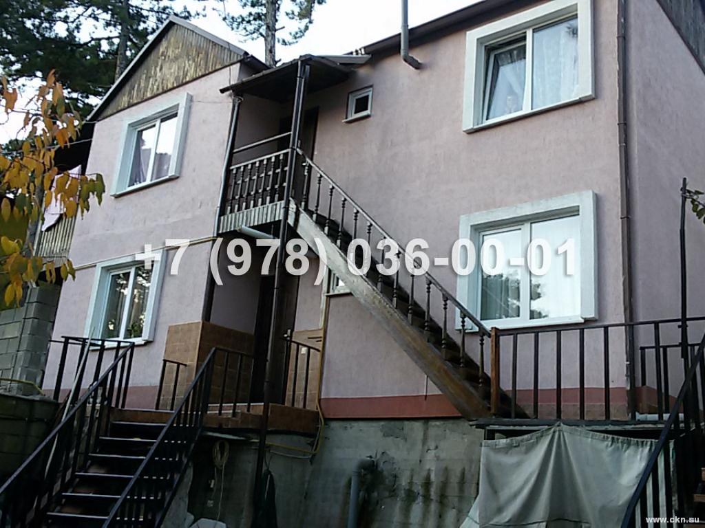 №1949 дом 120 м<sup>2</sup><br /> участок 3.5 сот.<br>Массандра