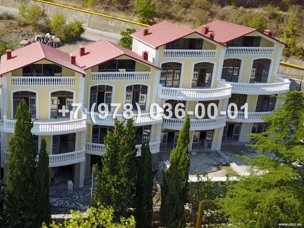 №1782 дом 210 м<sup>2</sup>, ул. Гурзуфское шоссе