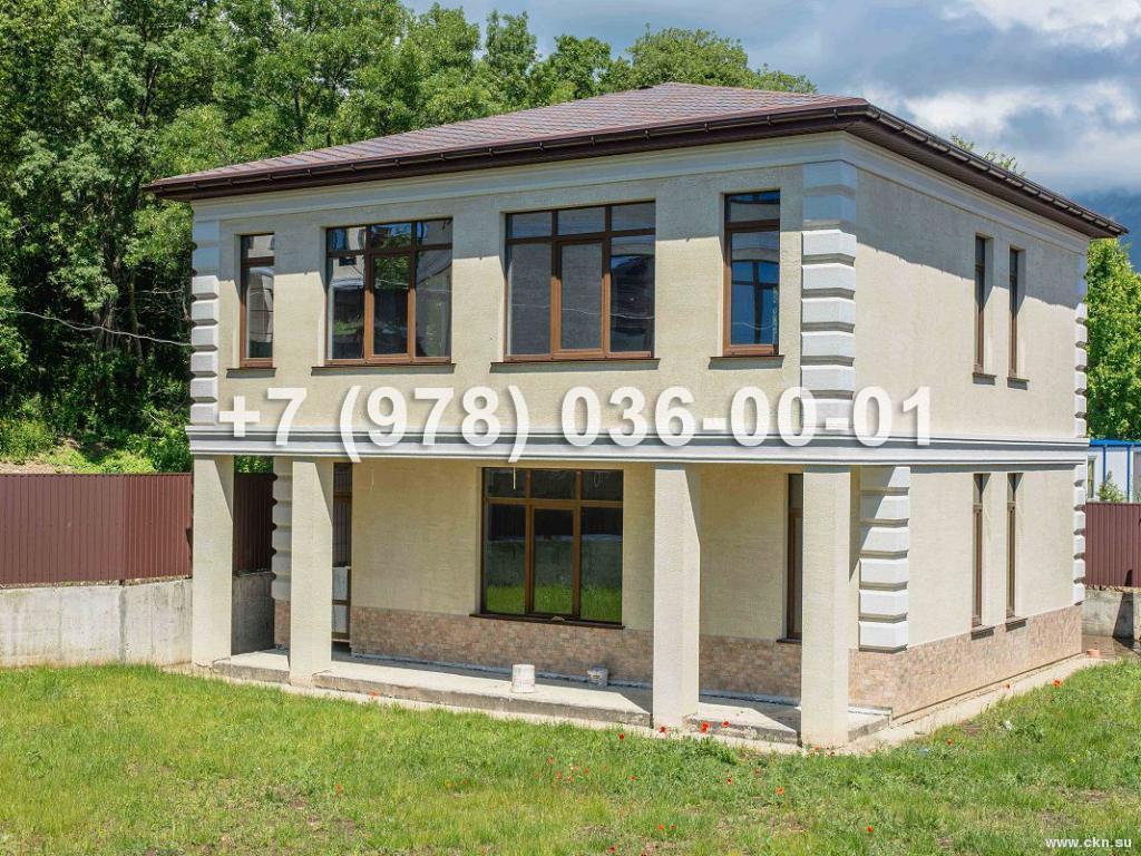№1665 дом 165 м<sup>2</sup><br /> участок 5 сот.<br>Ливадия