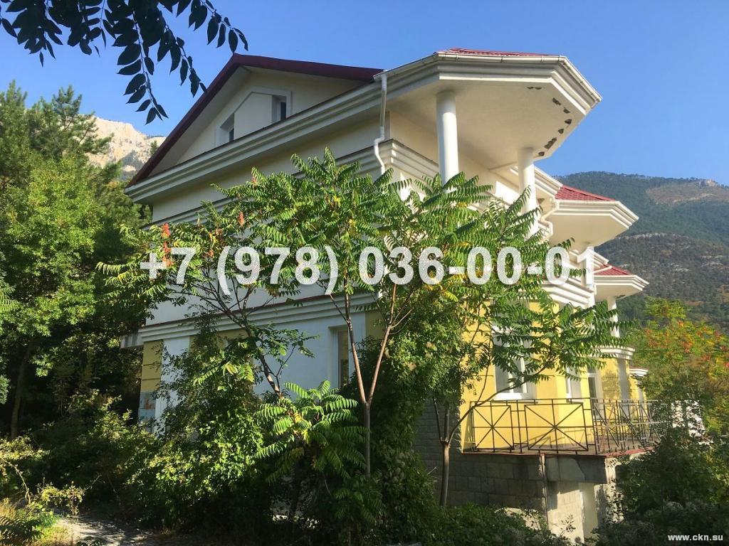 №1819 дом 300 м<sup>2</sup>, ул. Яузы